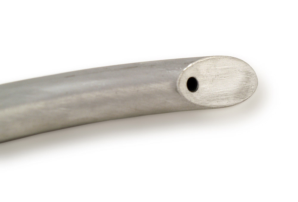 Handle 72° aluminium